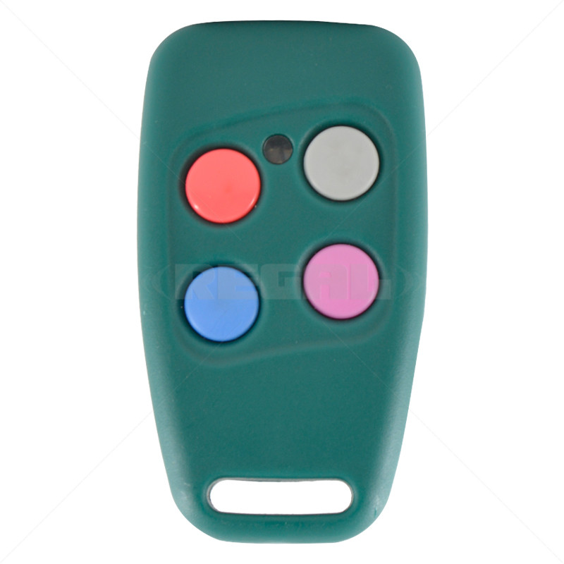 Sentry - 4 Button Dual Tx Learn (Green)