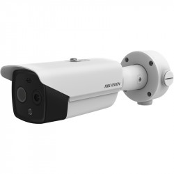 HIKVISION Temp Screening Thermal Bullet Camera 160 X 120 - 6mm Lens