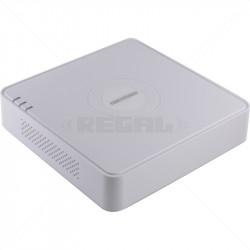 8 Channel HD-TVI Turbo 4.0 DVR 1080p at 25FPS incl 2TB HDD
