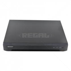 16 Channel HD-TVI/AHD/CVBS DVR 7200 Series