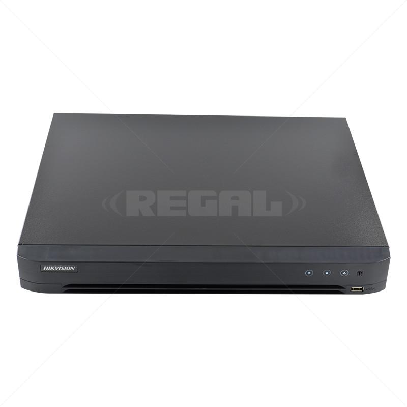 16 Channel HD-TVI/AHD/CVBS DVR 7200 Series incl 3TB HDD