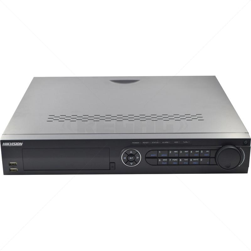 32 Channel HD-TVI/AHD/CVBS/IP Tribrid DVR incl 4TB HDD
