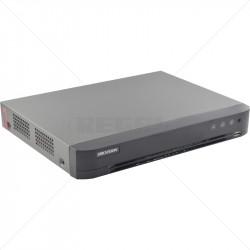 8 Channel HD-TVI/AHD/CVBS DVR 7200 Series incl 2TB HDD