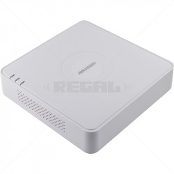 4 Channel Mini NVR 40Mbps - with 4 PoE incl 1TB HDD