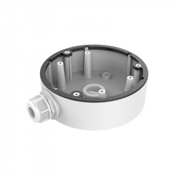 Dome Junction Box - White