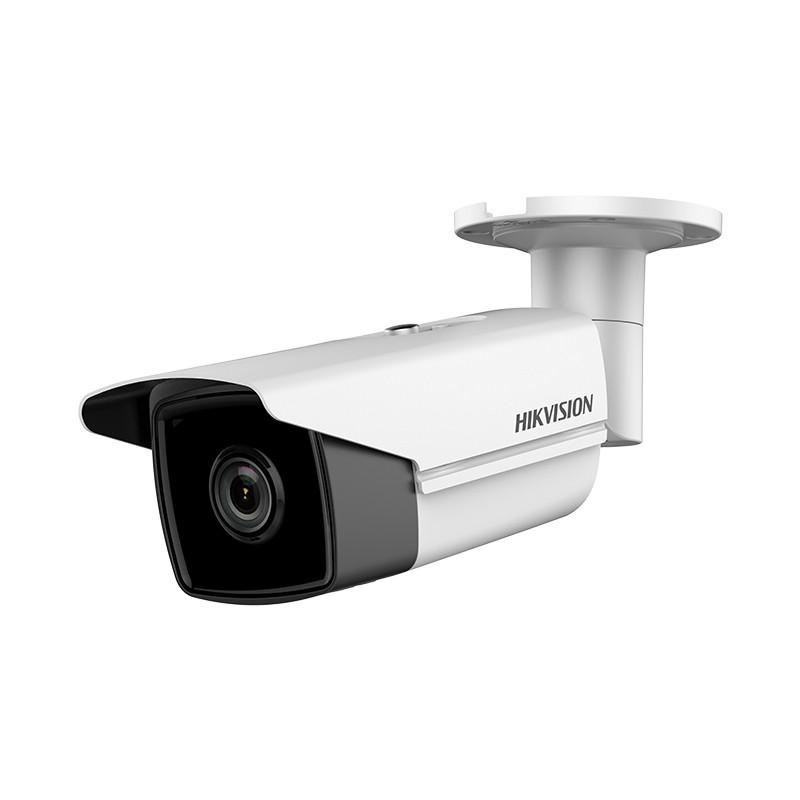 4MP EXIR Bullet Camera - IR 80m - 6mm Fixed Lens - IP67