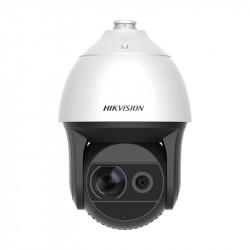8MP Ultra Low Light PTZ Camera - Laser IR 500m - 36X OZ - IP66