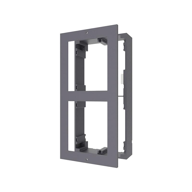HIKVISION 2 Module Gate Station Frame - Surface mount