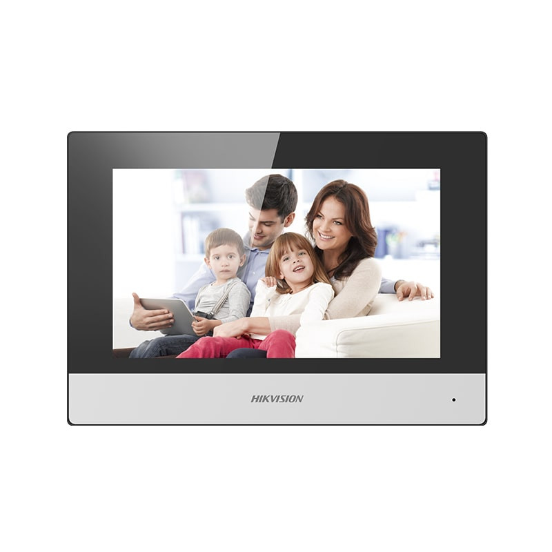 """HIKVISION 7"""" Touch Screen - Indoor Station - (2nd Generation)"""