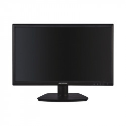 "HIKVISION LED Monitor 21.5"" - VGA and HDMI - 1366 X 768 - VESA Mount"