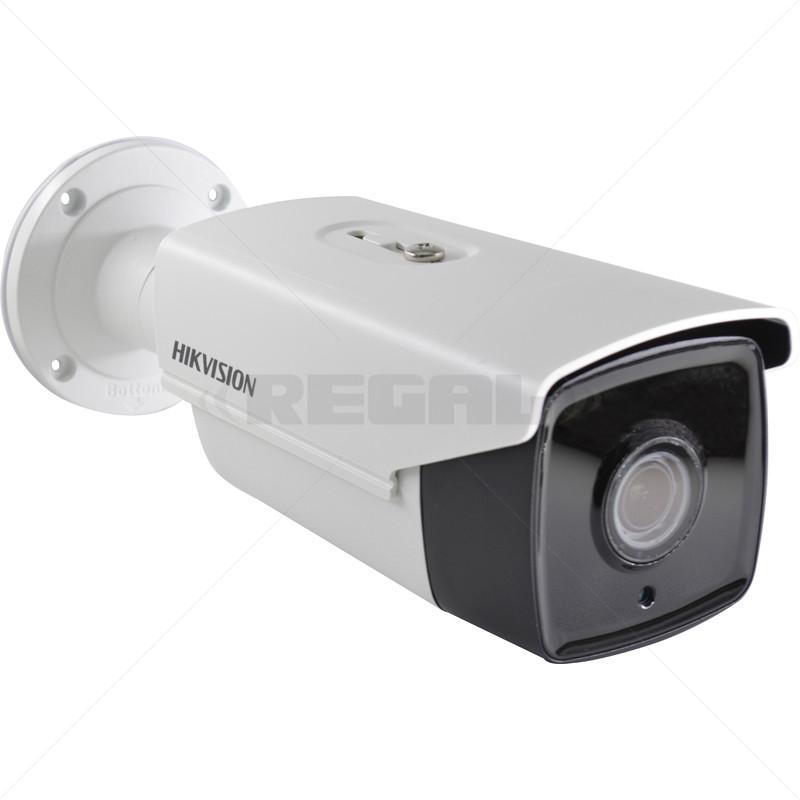 2MP Bullet Camera (Darkfighter Lite) - IR 30m - VF 2.8-12mm Lens IP67