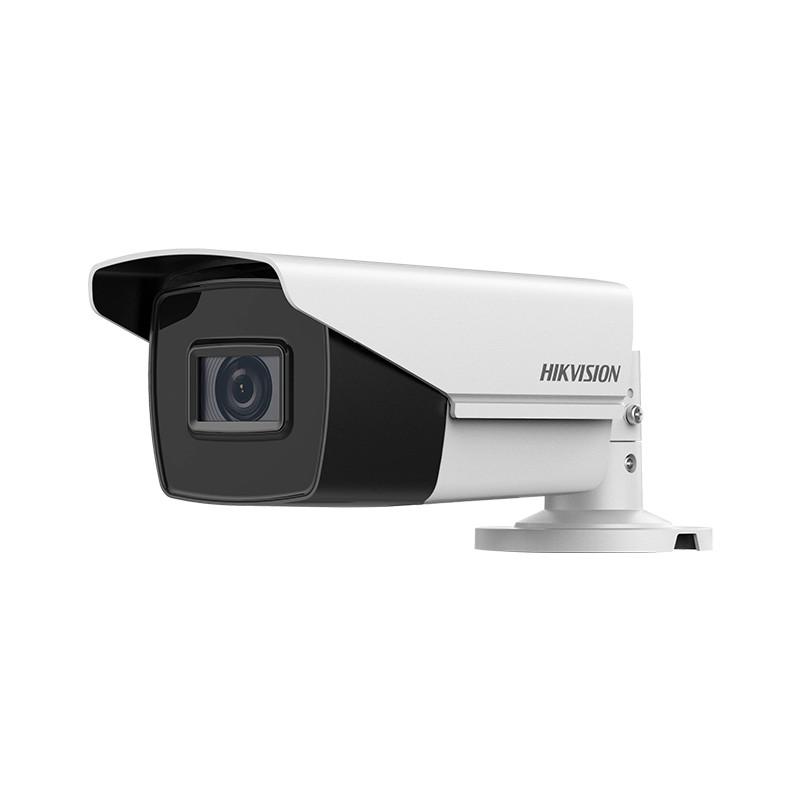 HD-TVI EXIR Bullet Camera 5MP - IR 80m - VF 2.7-13.5mm -  Motorised