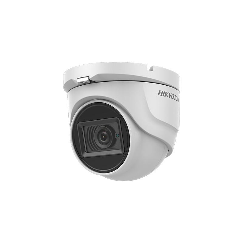 HD-TVI EXIR Turret Camera 1080p - IR 50m - 3.6mm - IP67
