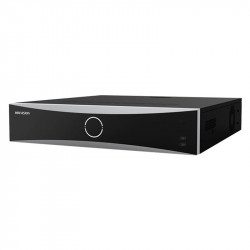 32 Channel AcuSense NVR 256Mbps with No PoE - 4 Flase Alarm Filtering