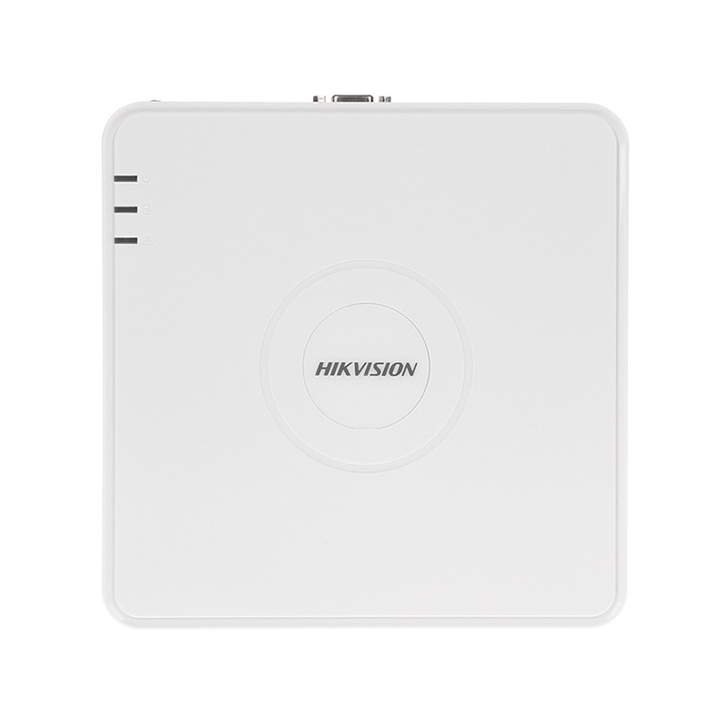 8 Channel Mini NVR 60Mbps - with 8 PoE incl 2TB HDD