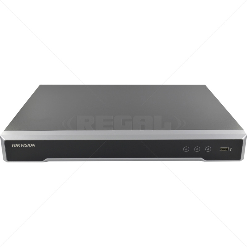 16 Channel NVR 160Mbps with No PoE - Alarm I/Os