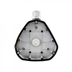 Fisheye Junction Box - White