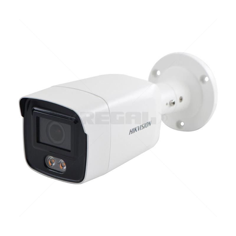 2MP ColorVu Mini Bullet Camera - 2.8mm Fixed Lens - IP67