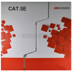 HIKVISION UTP (4-Pair) CAT 5E - 305m Roll - PVC Sheath