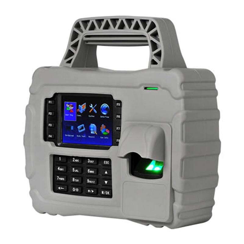 ZKTeco S922G Fingerprint Keypad Reader - 3G - Portable