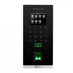 ZKTeco ProCaptureWP Fingerprint Keypad Reader - Green Label - IP65