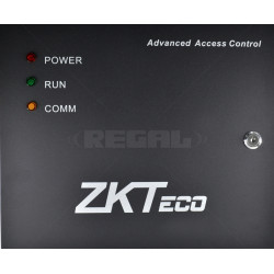 ZKTeco Enclosure for InBio Controller - 12VDC 3Amp PSU - Metal