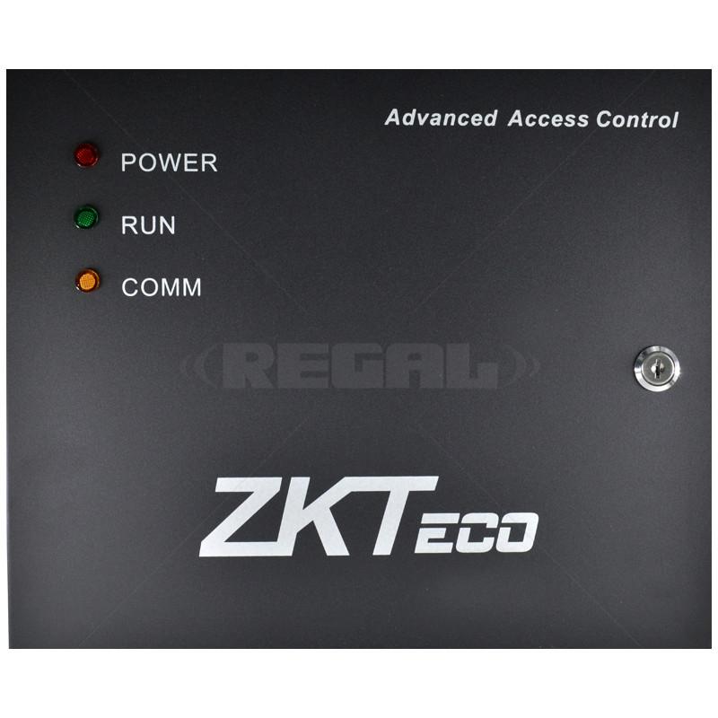 ZKTeco Enclosure for InBio Controller - 12VDC 3Amp PSU - Metal