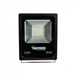 30 Watt LED Floodlight 6000K 1500 Lumins