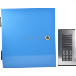 BPT - GSM/I500 In Metal Box incl PSU with Digital Keypad Entry Panel
