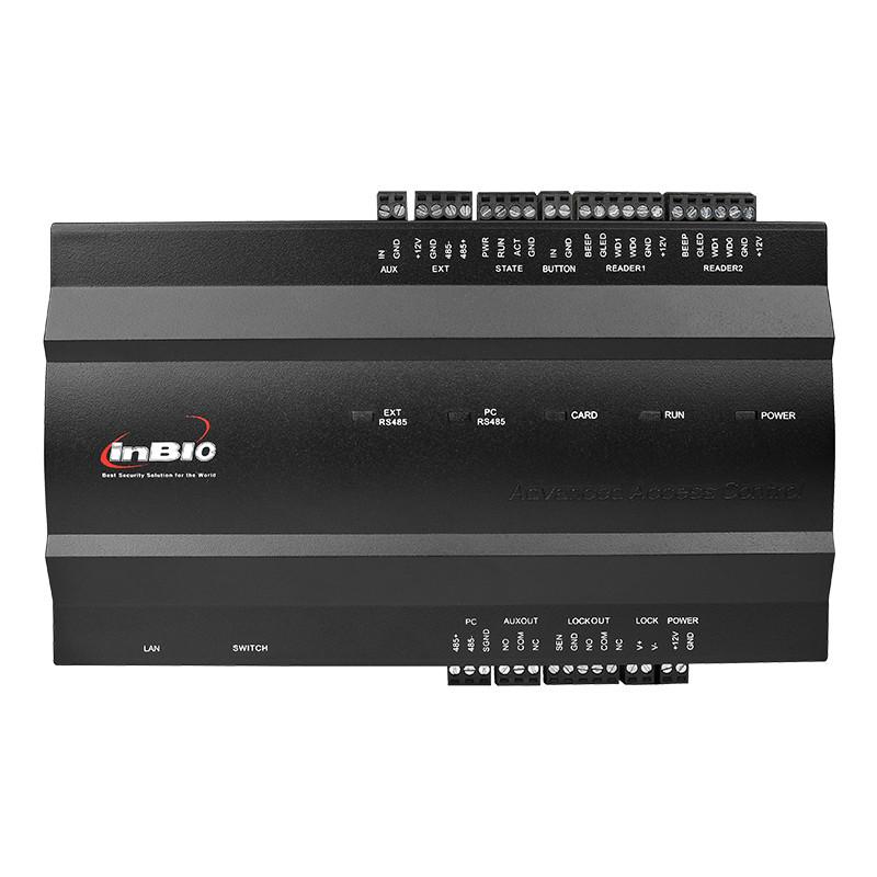 ZKTeco InBio160 Door Controller - One Door - Fingerprint & RFID