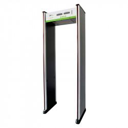 ZKTeco D1065S Walkthrough Metal Detector - 6 Zone