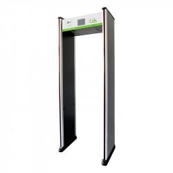 ZKTeco D3180S(TD) Walkthrough Metal Detector - Temperature Detection