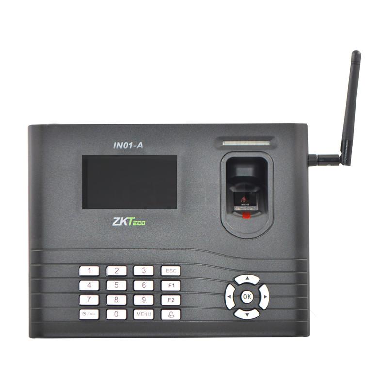 ZKTeco IN01A3G Fingerprint Keypad Reader - 3G - Built-in Battery