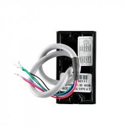 ZKTeco KR101E Proximity Reader - EM 125kHz - Wiegand