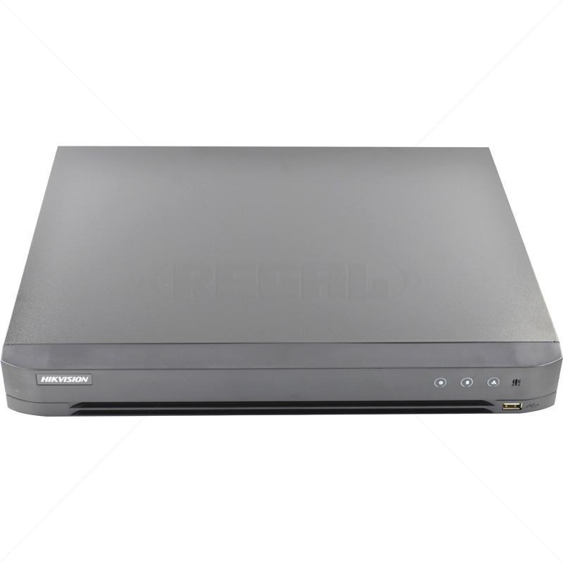16 Channel HD-TVI DVR - 5MP / 3MP / 1080p / 720p