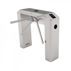 ZKTeco TS2011Pro Turnstile - Waiste High - Drop Arm - RFID