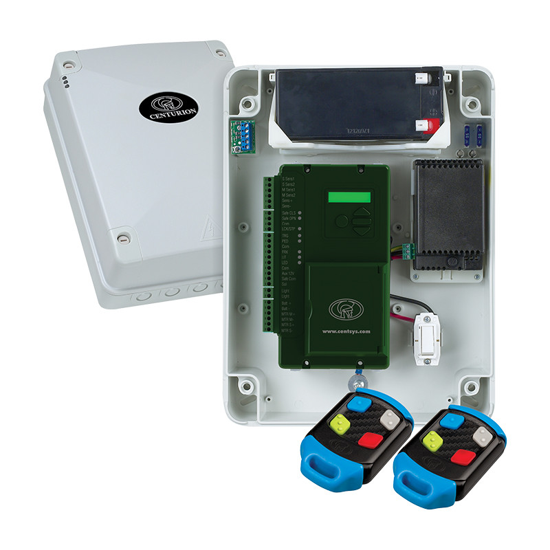 Vector / Vantage / Vert-X - Controller Charger + 2 x Nova Tx
