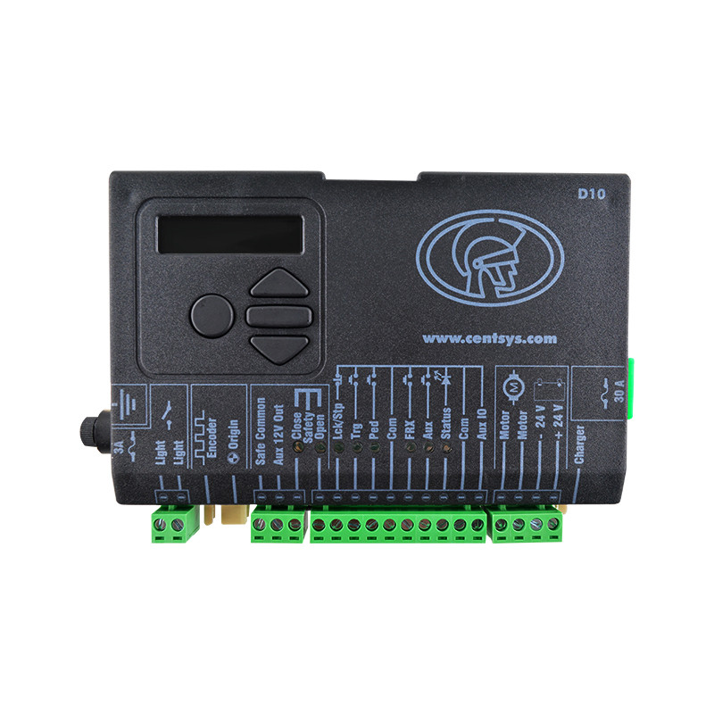 Centurion - PCB D10 (Black)