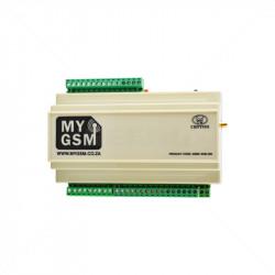 MYGSM 8 Input 8 Output GSM Controller - DIN