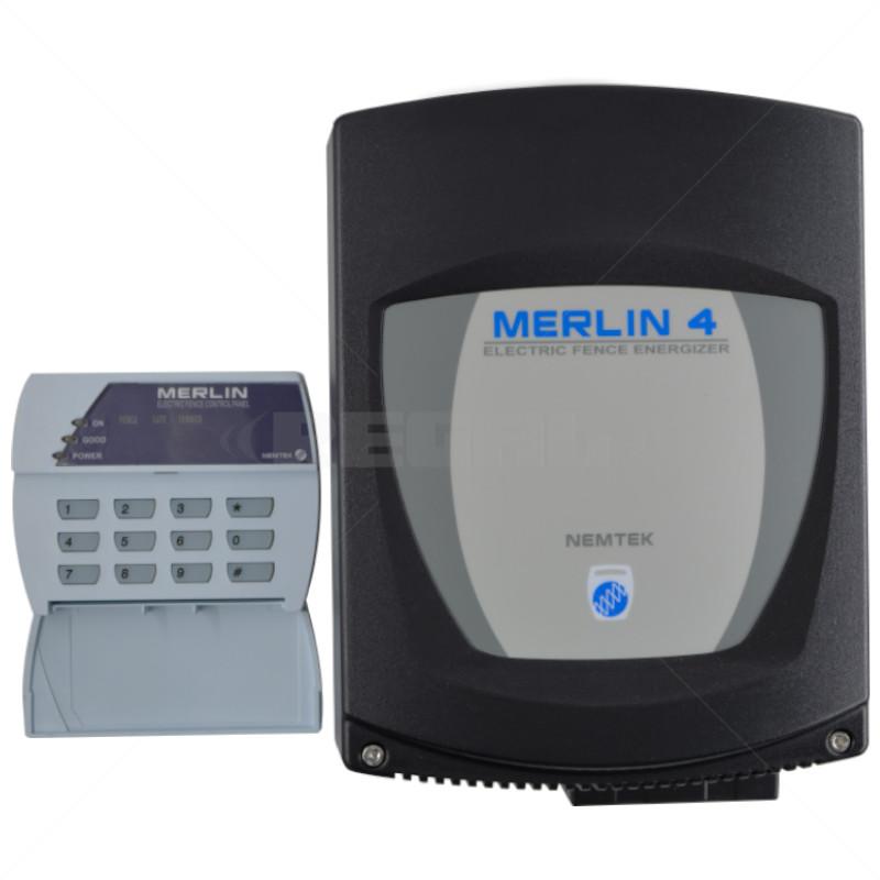 Energizer - Merlin 4J Incl Keypad