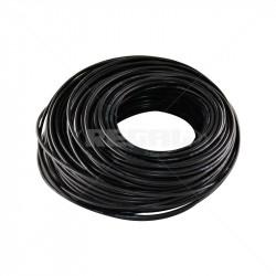 HT Cable - Slimline 100m Black