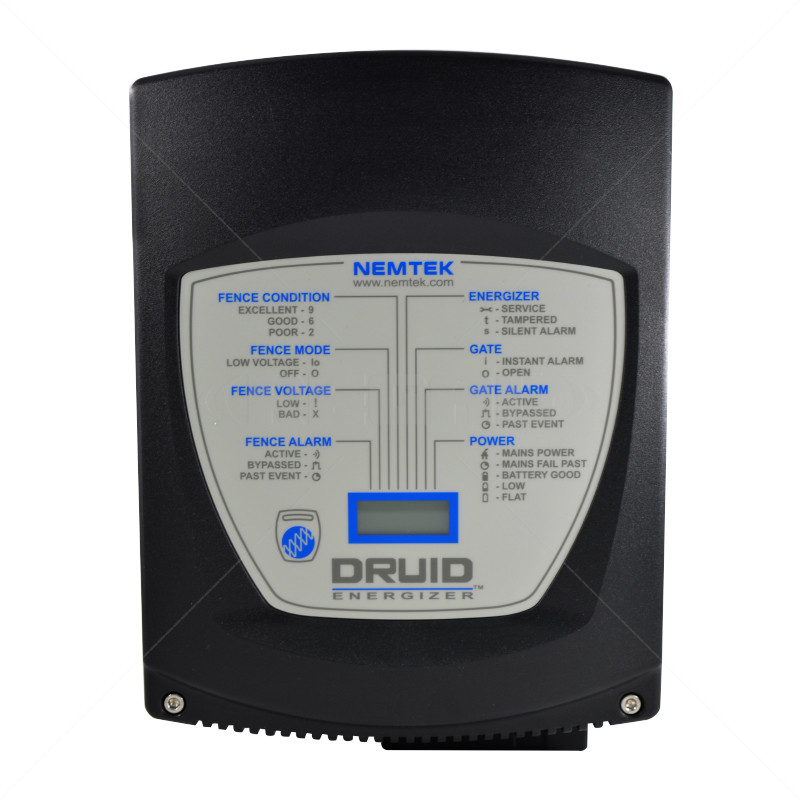 Energizer - DRUID 13 LCD - 3 Joule