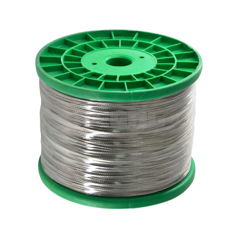 Braided Wire - 304 1.2mm Stainless Steel / 800m