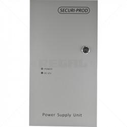 Securi-Prod CCTV Power Supply 9way 8Amp Distribution Box Power Store
