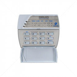 Keypad - LCD For DRUID - 1 zone