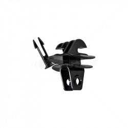 Insulator - Omega with Clip - Black