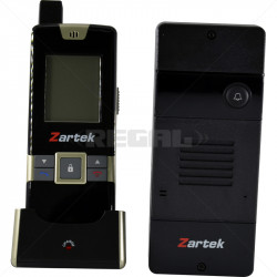 ZARTEK 1 Button Digital Wireless Kit with PSU ZA-650