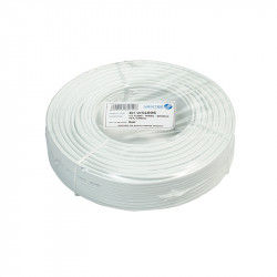 HT Cable - Slimline 100m White