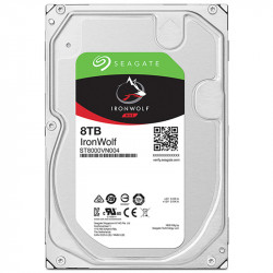 "Seagate IronWolf NAS Hard Drive 8TB SATA 3.5"""