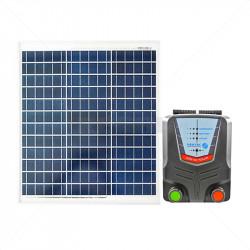 Agri 50 Solar Energizer with 40W Solar Panel